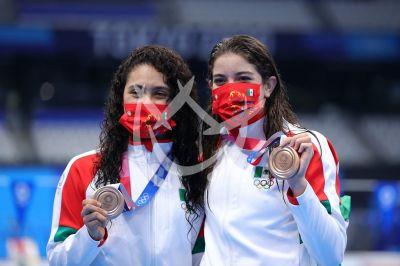 México tiene bronce en Tokio