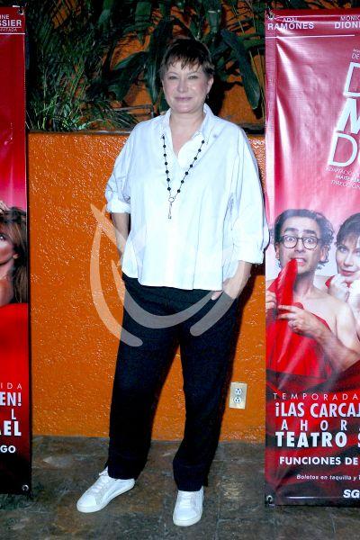 Mónica Dionne en Dos Más Dos