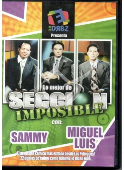 Sección Imposible DVD
