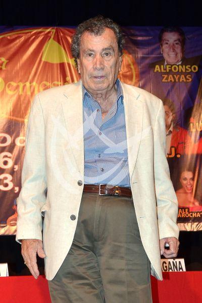 Muere Alfonso Zayas a los 80 años