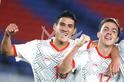 México vence 6-3 a Corea en las Olimpiadas de Tokio