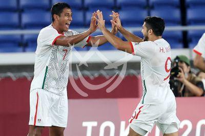 México 6-3 a Corea