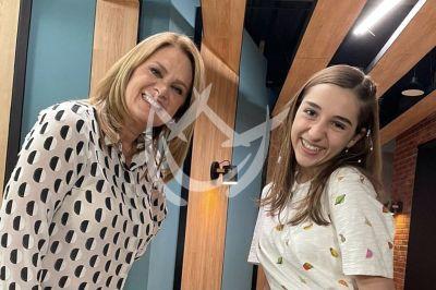 Erika y Ana Paula en Vencer El Pasado