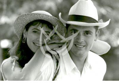 Carlos Vives cumple 60 años y lo celebramos recordándolo en \'Escalona\', 1991
