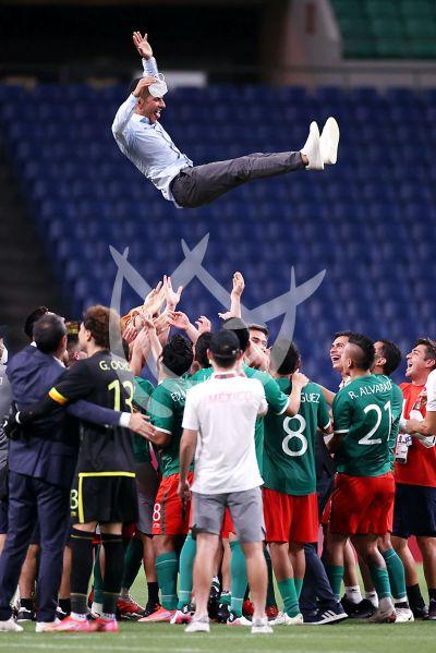 México se lleva el bronce en los Juegos Olímpicos de Tokio 2020