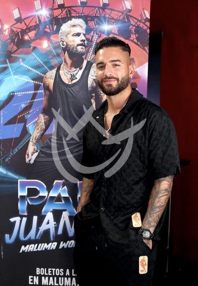 Maluma es Papi Juancho