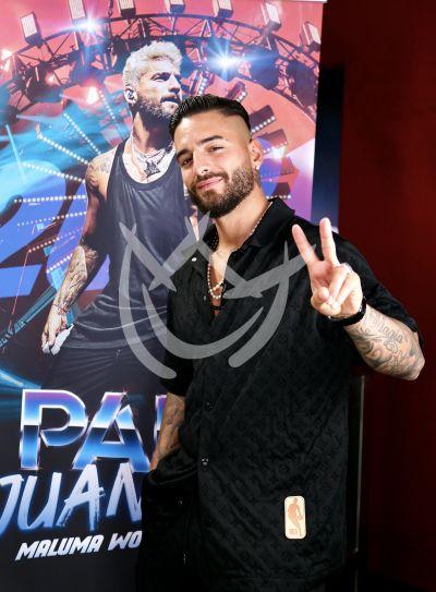 Maluma te visitará con su Papi Juancho World Tour 2021