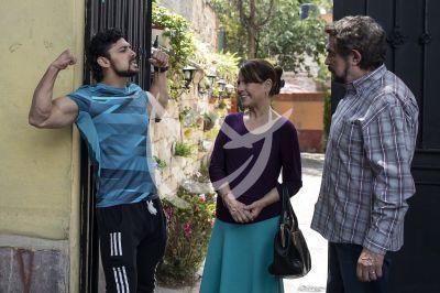 Leticia, \'El Flaco\' y Miguel en Vencer El Pasado