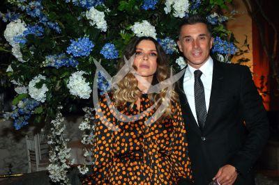 Sergio Mayer e Issabela Camil de Excelencia