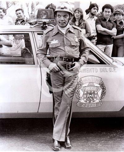 Cantinflas es el Patrullero 777