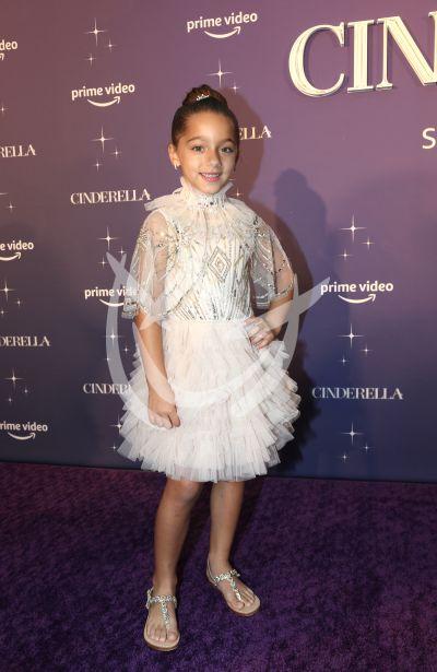 Alaia, hija de Adamari López y Toni Costa