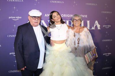 Camila Cabello y papás