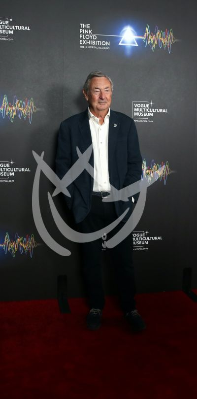 Nick Mason de Pink Floyd