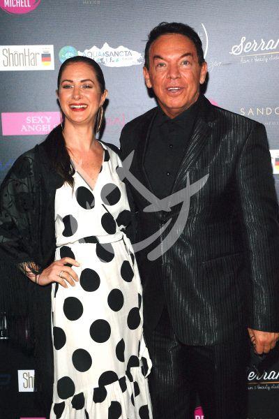 Annie Salomon y Marcos Valdés