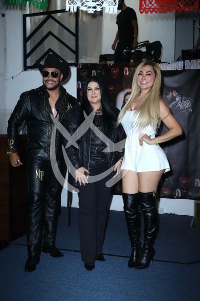 Marko, Alejandra y Nayeli