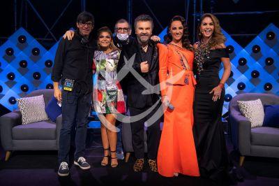 Itatí Cantoral, Lucero y más en El Retador