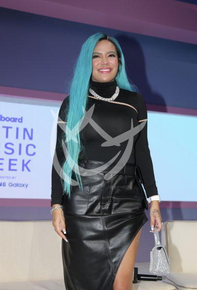 Karol G la artista latina número uno