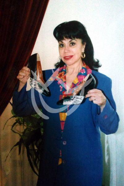 Queta Jiménez La Prieta Linda 1999