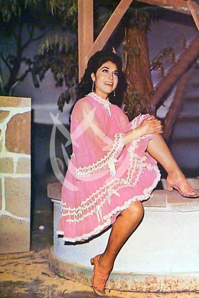 Queta Jiménez La Prieta Linda 1966