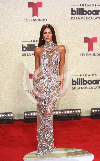 Gaby Espino en Latin Billboard