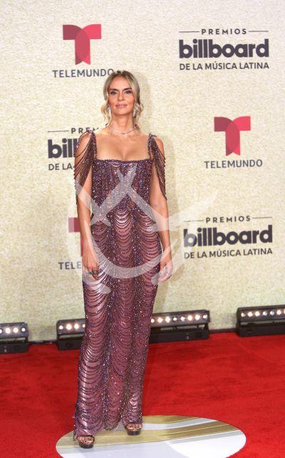 Karen Martínez en Latin Billboard