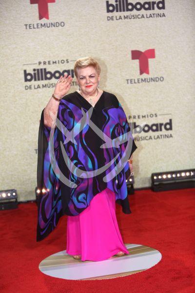 Paquita la del Barrio en Latin Billboard