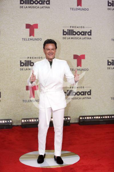 Pedro Fernández en Latin Billboard