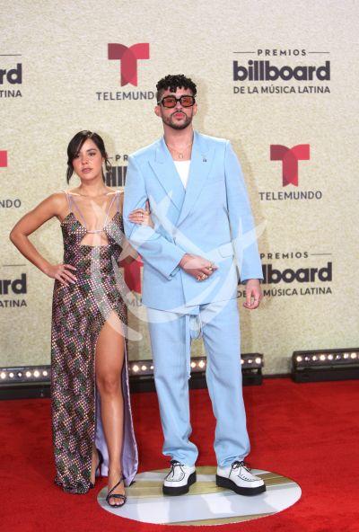 Bad Bunny en Latin Billboard