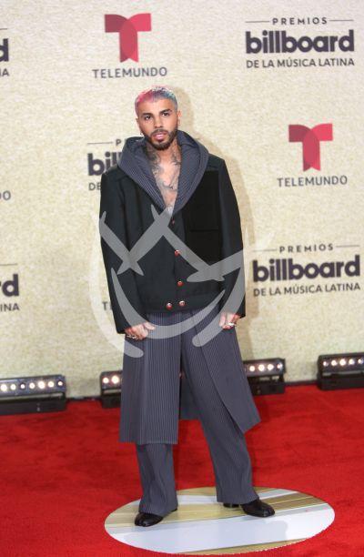 Raw Alejandro en Latin Billboard