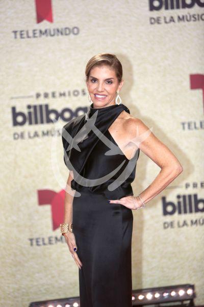 Leila Cobo en Latin Billboards