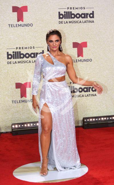 Mariana Seoane en Latin Billboards