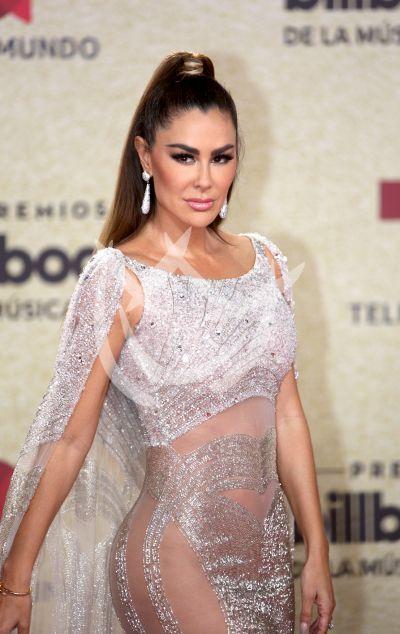 Ninel Conde en Latin Billboards