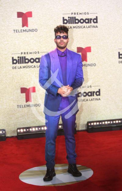 Prince Royce en Latin Billboards