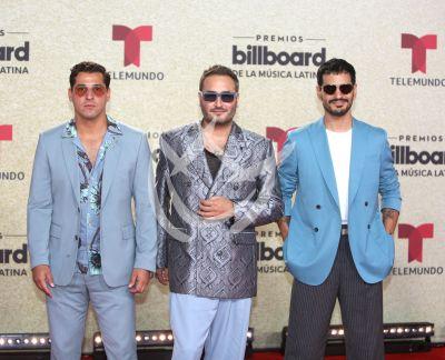 Reik en Latin Billboards