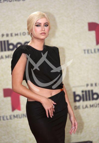 Sofía Reyes en Latin Billboard