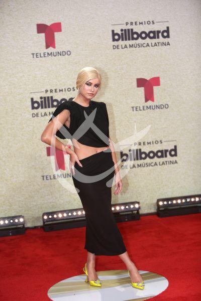 Sofía Reyes en Latin Billboards