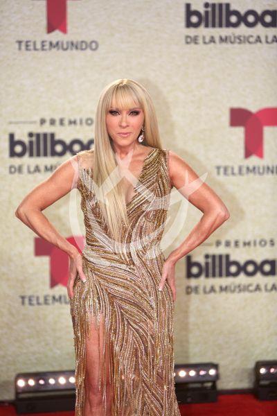 Yuri en Latin Billboards