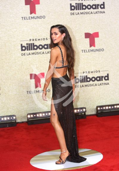 Lucy Vives en Latin Billboards