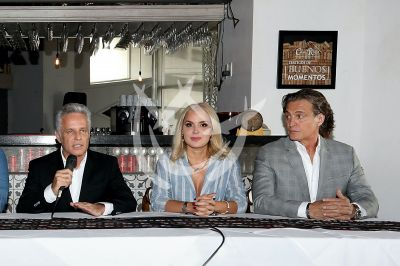 Alexis, Malillany y Soler