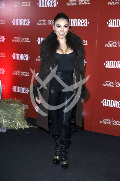 Gaby Ramírez a la moda