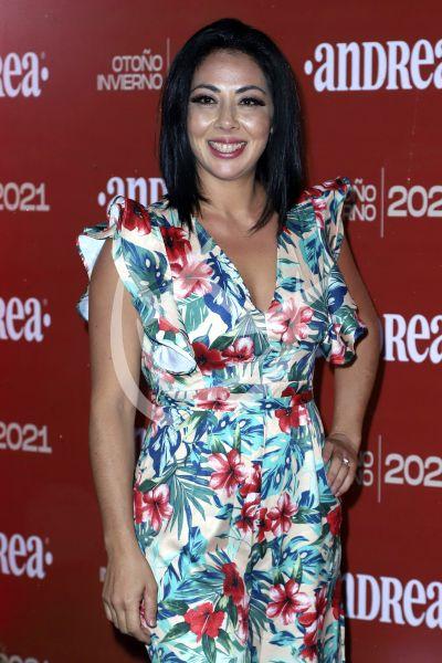 Cynthia González a la moda