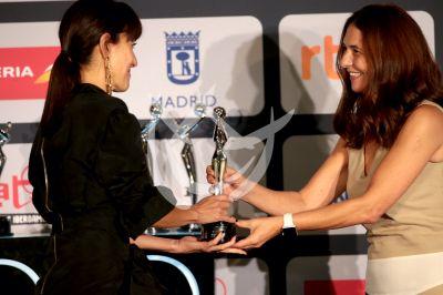 Cecilia Suárez es Platino
