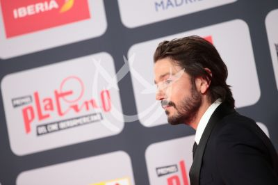 Diego Luna en Premios Platino
