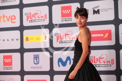 Cecilia Suárez en Premios Platino