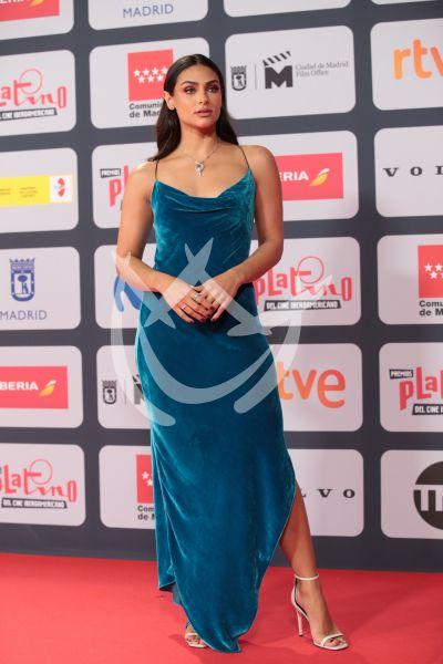 Renata Notni en Premios Platino