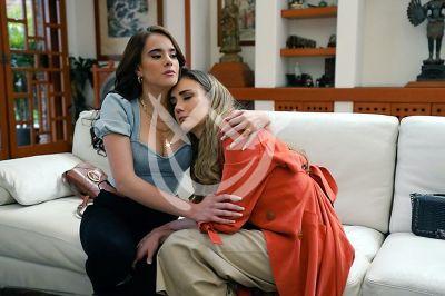 Gala y Ana Belena en Diseñando Tu Amor