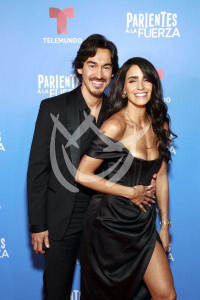 Bárbara del Regil y su esposo Fernando Schoenwald