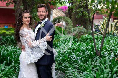 Gala y Juan Diego en el final de Diseñando Tu Amor