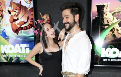 Eva Luna y Camilo ¡embarazados in love!