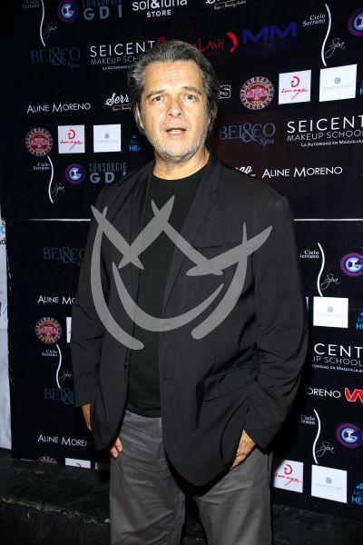 Ariel López Padilla a la moda